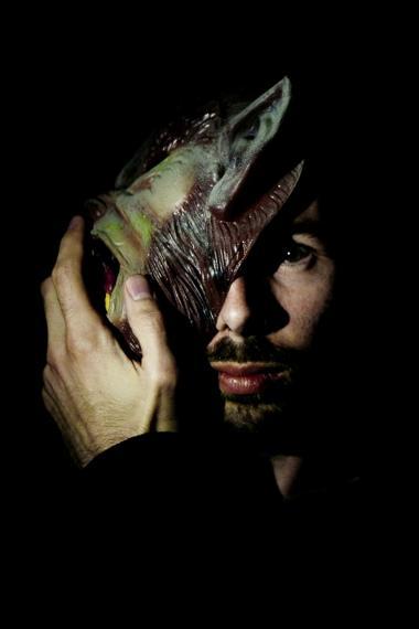 Gruforskeren Mathias Clasens ph.d. om uhyggens væsner udkommer nu som bogen 'Monstre'.