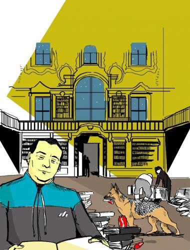 Hvor er flere hundreder kostbare værker fra et napolitansk bibliotek blevet af? Dette er historien om det, der på det internationale marked for sjældne bøger regnes som den største skandale i nyere tid, nemlig hvordan direktøren for en af Europas vigtigste bogsamlinger stjal fra biblioteket