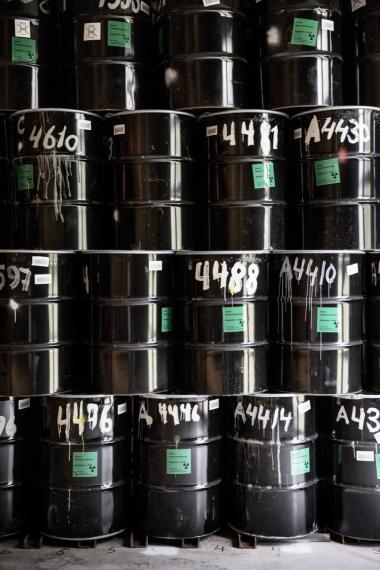 Information beskrev torsdag den 2. oktober, hvordan beboere på Salling er uforstående overfor, at Salling er udpeget som et muligt slutdepot for radioaktivt affald fra Risø