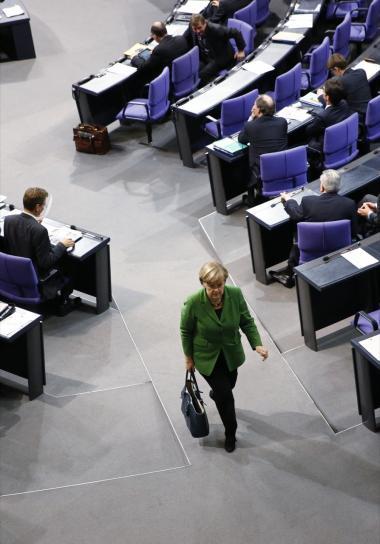 Den tyske regering valgte i 2008 at stoppe samarbejdet med NSA om overvågning af internet- og telefontrafik ved verdens største internetknudepunkt i Frankfurt