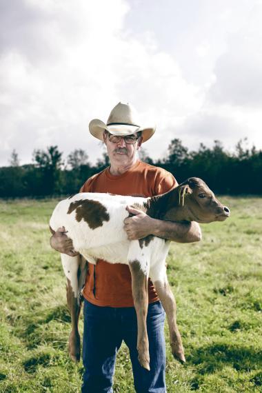 Kultur. En cowboyhat er ikke bare en cowboyhat: Den kan sættes fuldstændig, så den fortæller, hvem du er. Den er en helt kultur for sig selv, siger Viggo Mortensen.