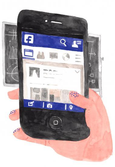 Normalfordelingskurver og franske gloser har svært ved at konkurrere med Instagram, Facebook og Snapchat på gymnasierne. Koncentration og indlæring falder. Alligevel er det ofte op til den enkelte lærer og eleverne selv at sætte grænser for mediebrug i undervisningstiden. Hvorfor griber gymnasierektorerne ikke ind?