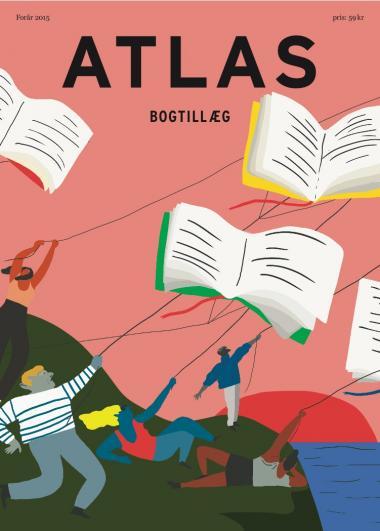 Samtidsmagasinet Atlas barsler med et ambitiøst bogtillæg på tryk, der næsten rækker ud over det reservat, som udgør den danske litterære offentlighed