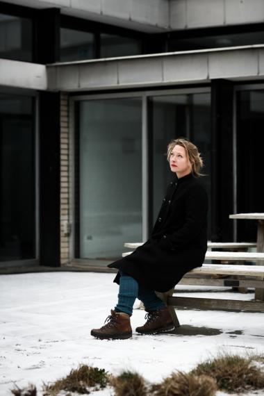 Ditte Winther-Lindqvist forsker i, hvordan børn forholder sig til deres forældres sygdomme.