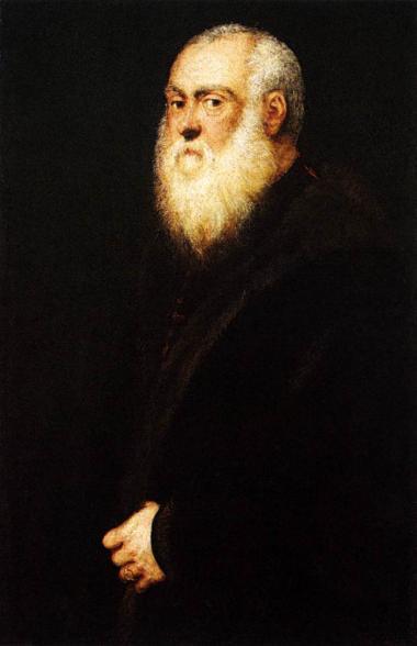 Hovedpersonen i 'Gamle mestre', den lettere excentriske musikkritiker Reger, har i mere end 36 år hver anden formiddag besøgt Wiens kunsthistoriske museum for at se på Tintorettos maleri 'Den hvidskæggede mand'.