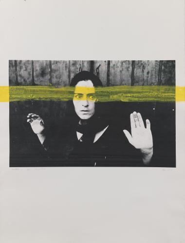 Fra udstillingen 'Skarpretteren' af Ursula Reuter Christiansen på Statens Museum for Kunst.