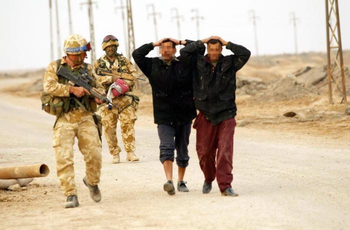 britiske væbnede styrker daterer