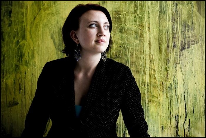 kvindelig dansk forfatter