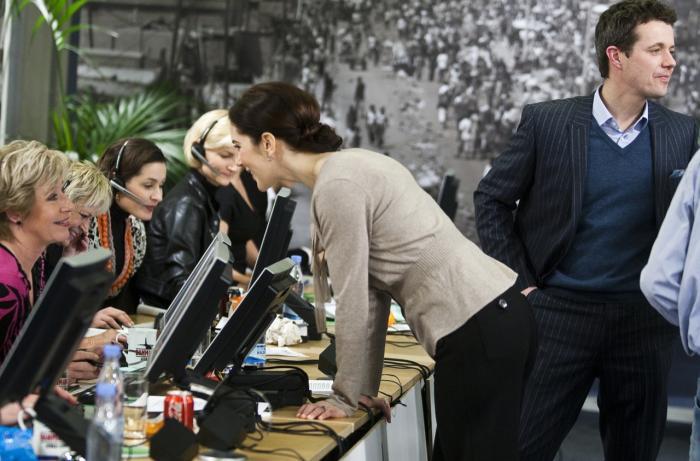6bbc4859 Den første landsdækkende tv-indsamling var Ungarnshjælpen i 1957 efter  Sovjets invasion af Ungarn i