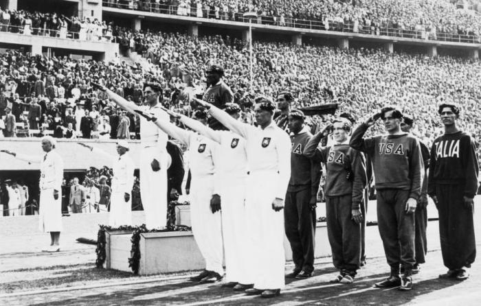 de moderne olympiske lege