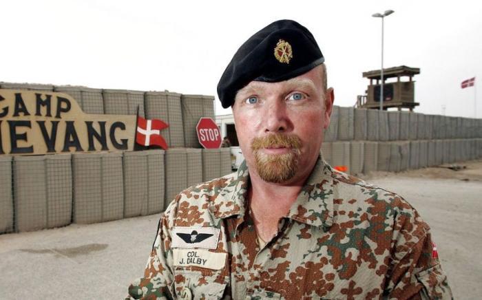 forsvaret officer