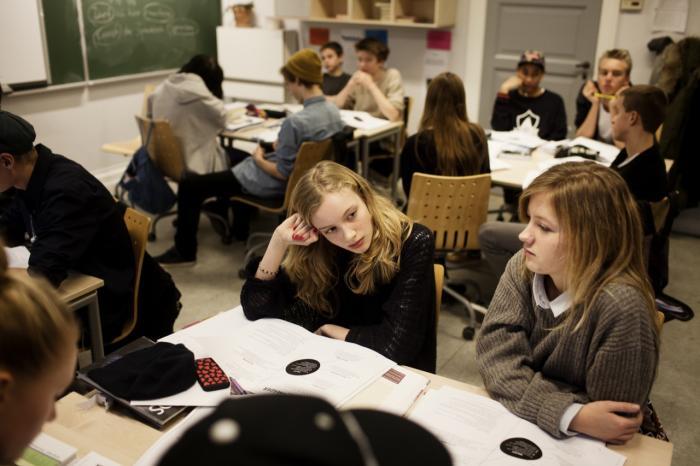 forskel på friskole og privatskole