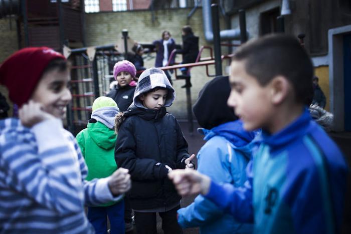 arabisk skole i københavn