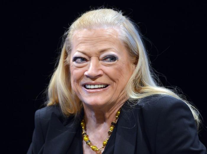 228a07b94b6f Den svanske skuespillerinde Anita Ekberg deltog ved årets Berlinale. Foto   Scanpix