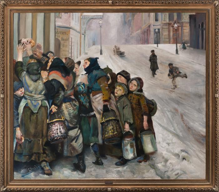 malerier fra det moderne gennembrud