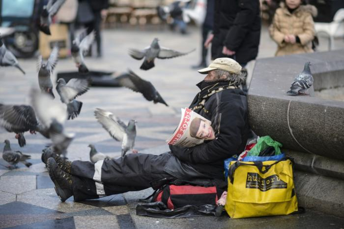 boligløs eller hjemløs