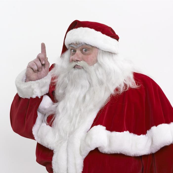 hvornår kom julemanden til danmark