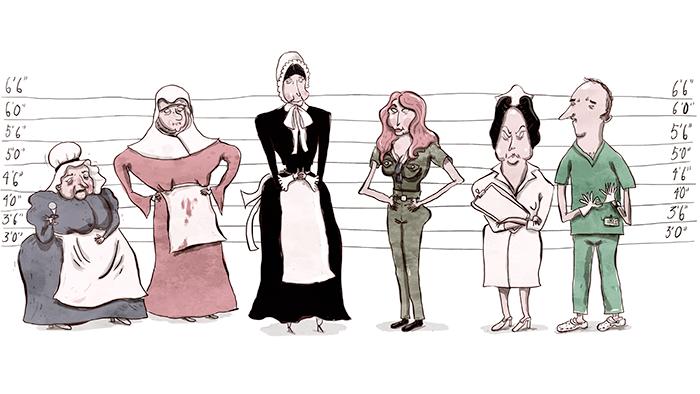modetøj online kvinder sex med sygeplejerske