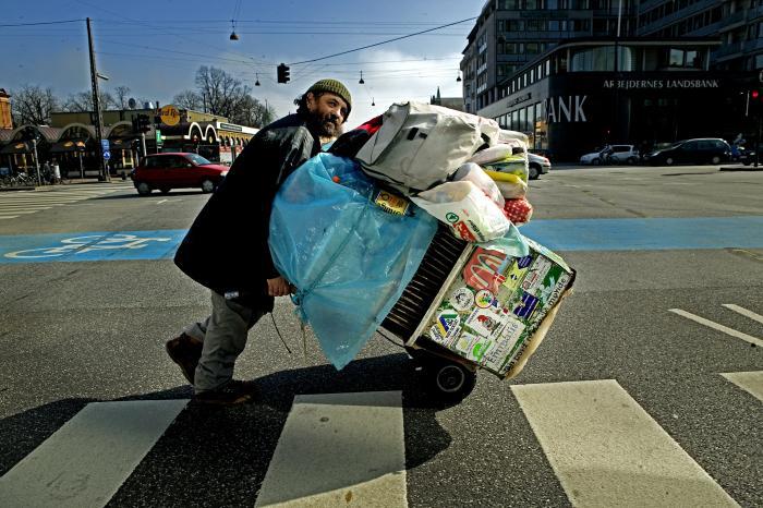 hjemløse i danmark