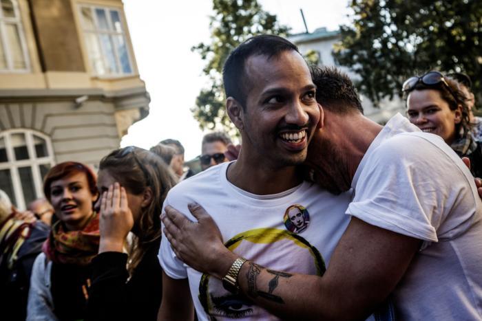 Homoseksuel parti