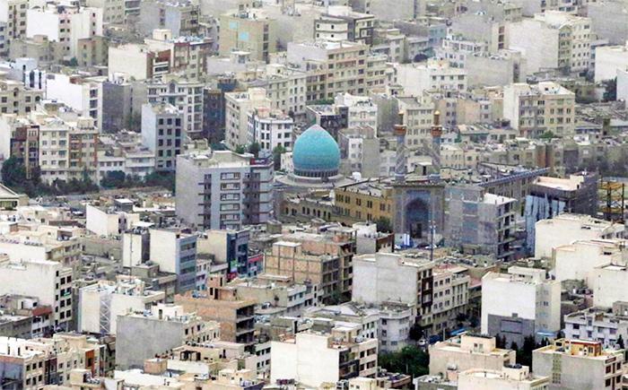 irans hovedstad