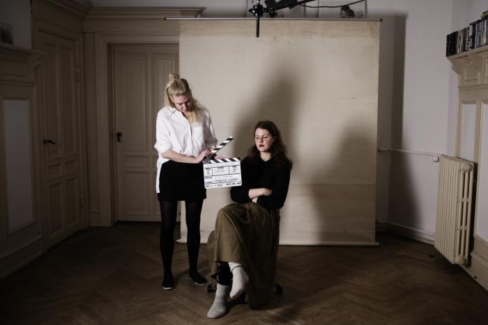 49041aeb39f Op mod hundrede kvinder har været forbi instruktør Mette Carla Albrechtsens  hjemmestudie på Østerbro. Fra