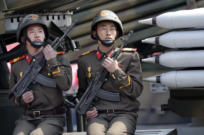 Ingen losning om nordkorea