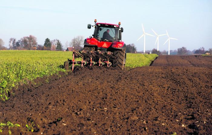 hvorfor har vi landbrug