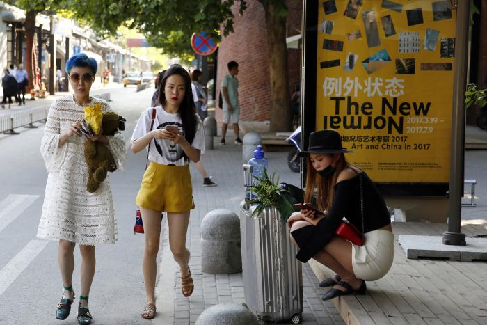 Erotik kinesiske kvinder