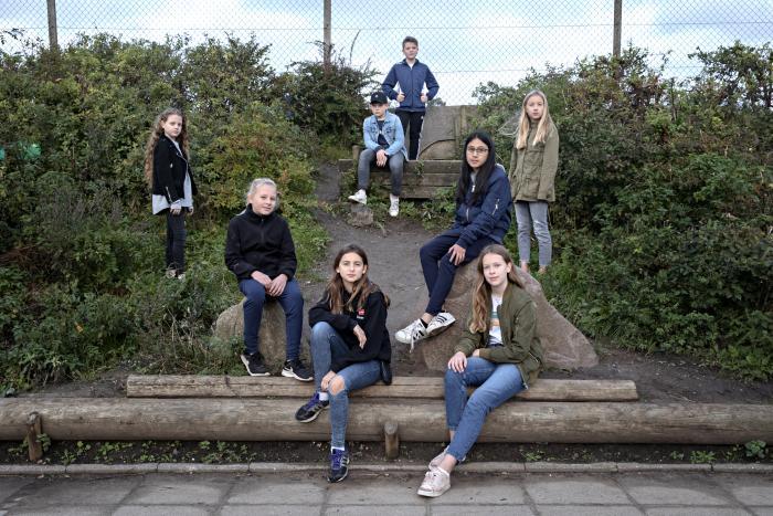 56f72613 I 5.E på Skødstrup Skole ved Aarhus savner eleverne voksne, der tager ansvar