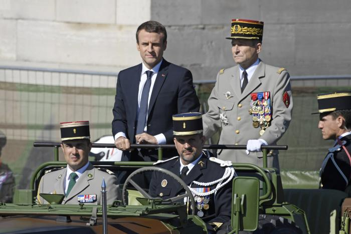 Fransk budget far kritik