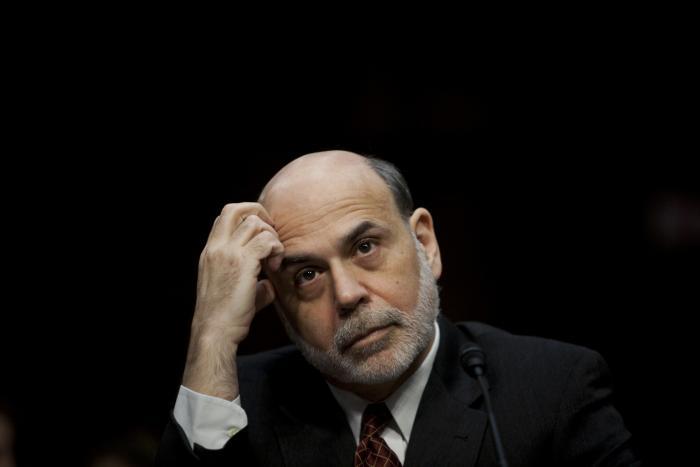 Bernanke vadjar till kongressen