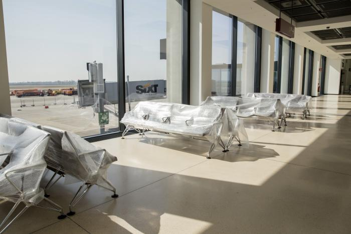 Berlin Bygger Og Bygger Og Bygger En Lufthavn Men Maske Bliver