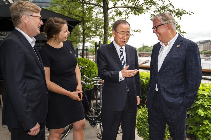 2bccd467dc9d Ban Ki-moon er i København for at diskutere muligheden for et kommende FN-
