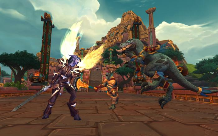 Resultado de imagen para WORLD OF WARCRAFT  BATTLE FOR AZEROTH GAMEPLAY