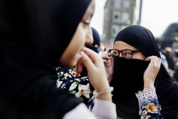 aab72cf0fcc2 Mange på venstrefløjen bekymrer sig ikke det fjerneste om  kvindeundertrykkelse i muslimske miljøer og har slet
