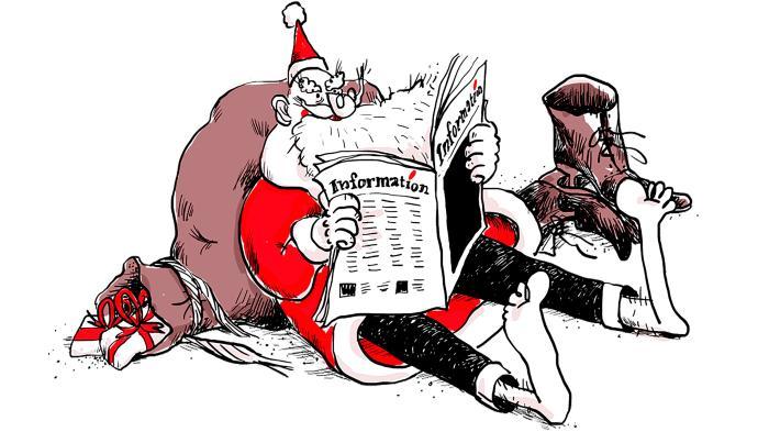 Den Store Julequiz 100 Spørgsmål Om 2018 Information