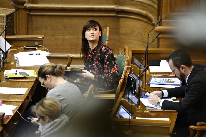 4395f505 Innovationsminister Sophie Løhde (V) kalder forskellen på offentligt- og  private ansattes sygefravær »
