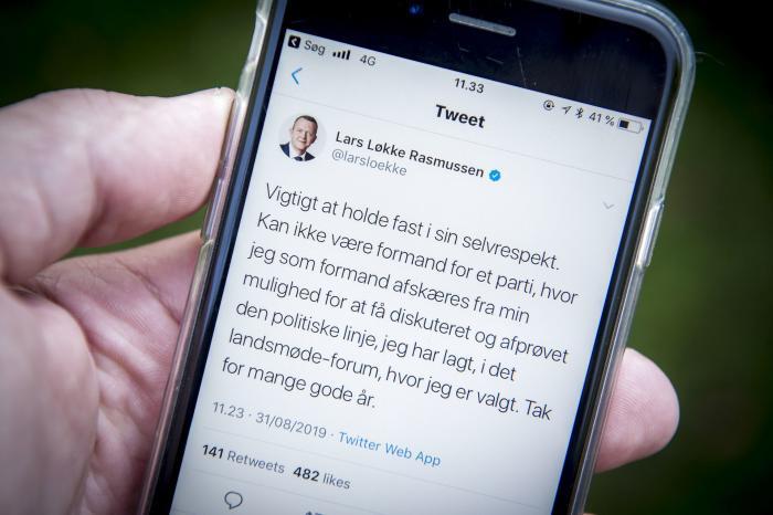 Lars Løkke brugte hele mediepaletten til sin fordel i de kritiske dage omkring mødet i Brejning. Når man ikke vil konfronteres med kritiske spørgsmål, er Twitter og Instagram ideelle, og den strategi er der mange magthavere, der har taget til sig, skriver mediejournalist Lasse Jensen i dette debatindlæg