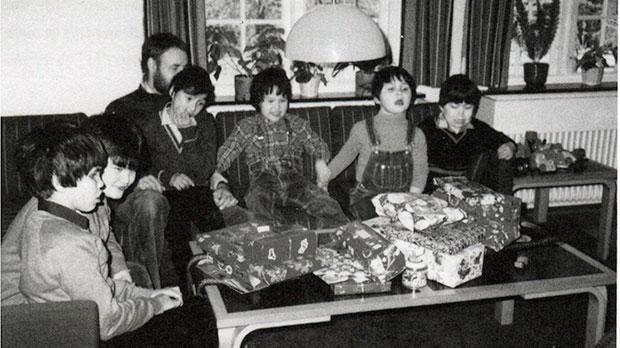 I 1970'erne oprettede Statens Aandsvageforsorg observationshjemmet Kaassassuk i Ruds Vedby, hvor der er plads til 11 grønlandske børn. Her boede de fra et halvt til to år. Det var en periode med opbrud i håndteringen af udviklingshæmmede, og personalet fo