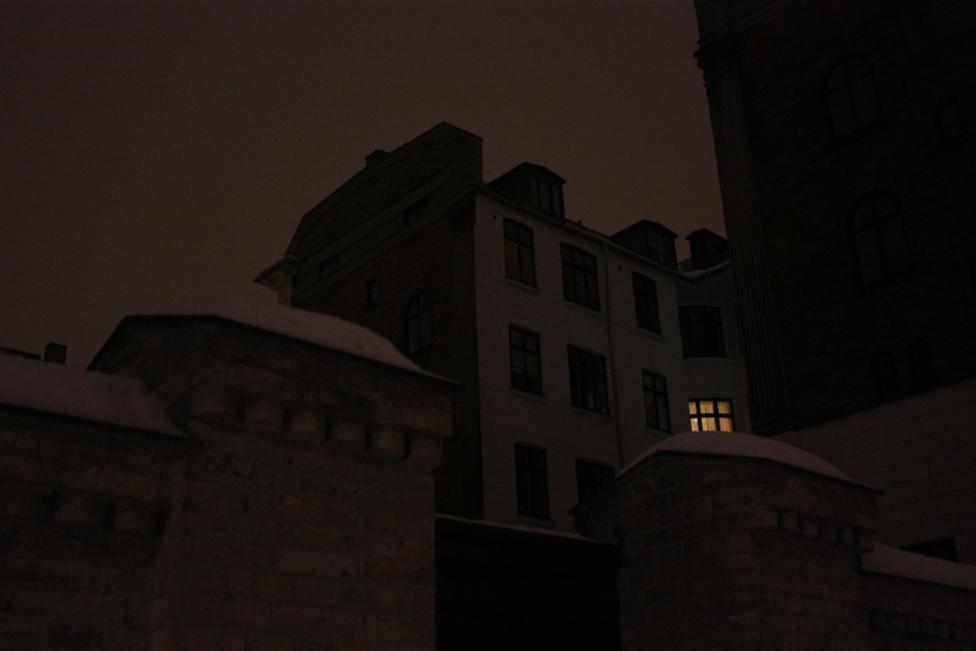 Winter is Deep and Mysterious. 2010©Lennard Grahn