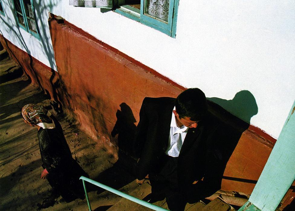 Fra bogen 'Women and men from sunrise to sunset' af Umida Akhmadova