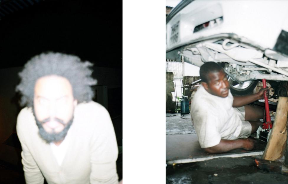 Stephen Gill: Fotos fra serien '44 Photographs - Trinidad'