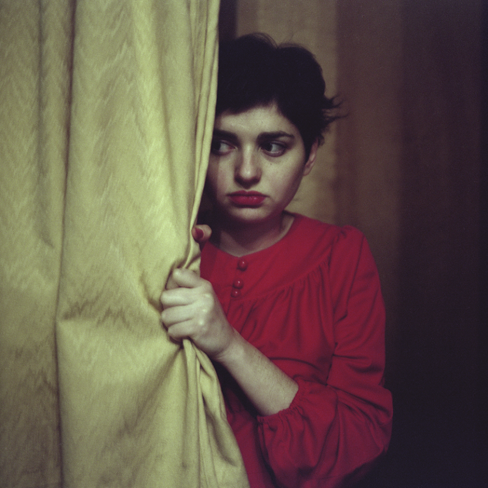 Gina Zacharias: Fra serien 'Hesitating Silence'