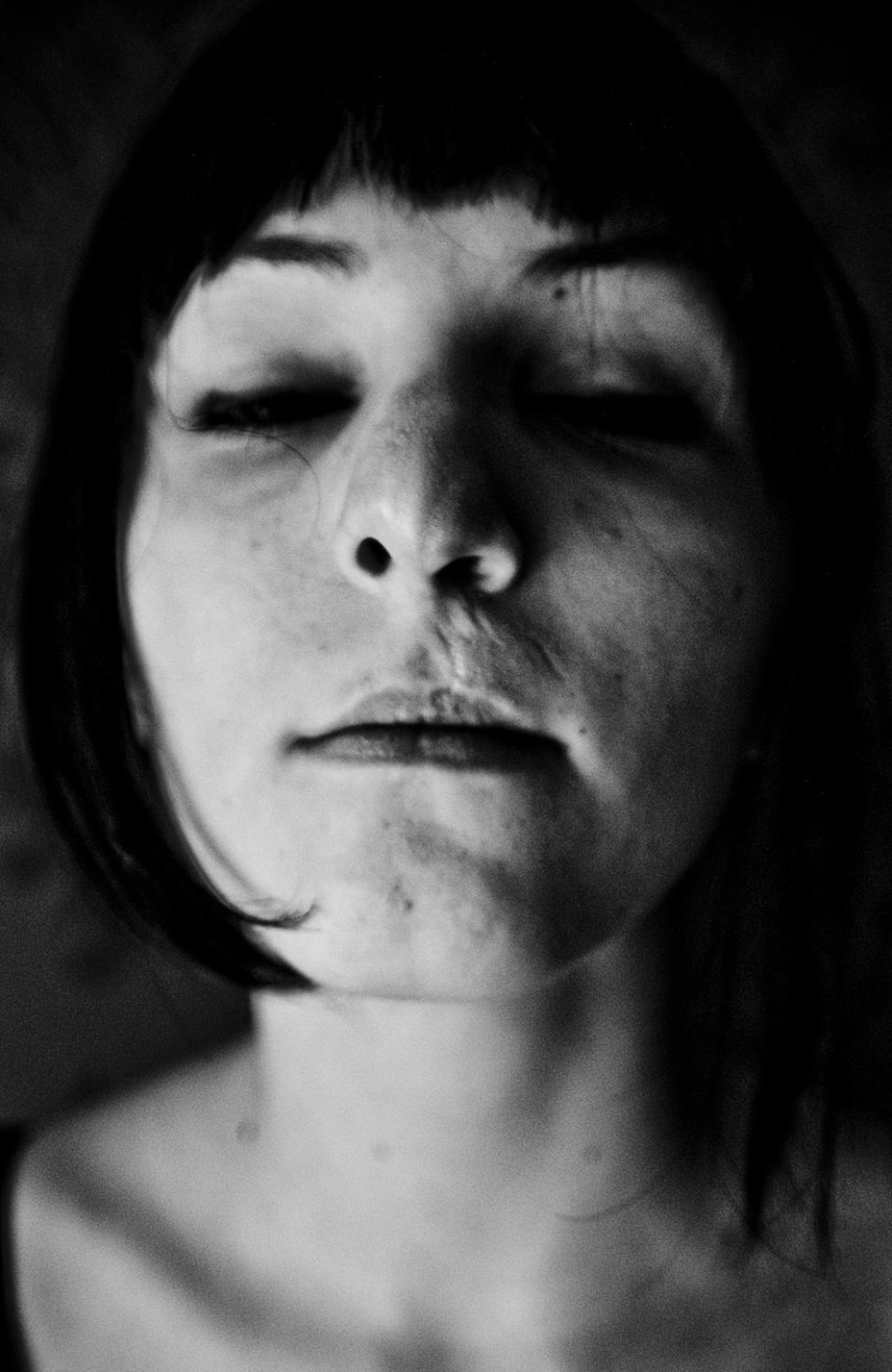 Fra serien 'Womanity' © Kajsa Gullberg