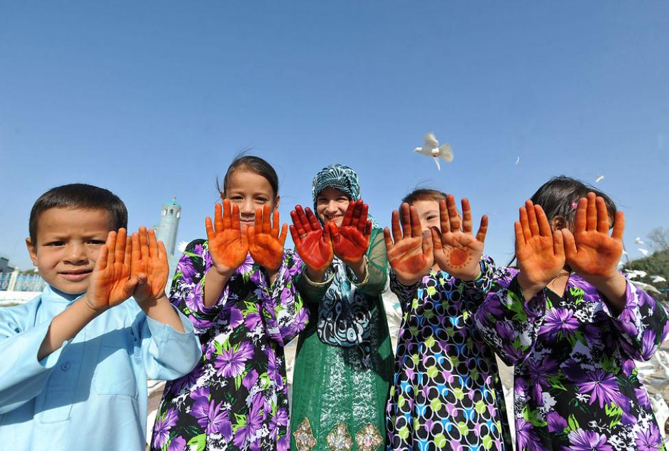 Afghanistan. Foto: Scanpix