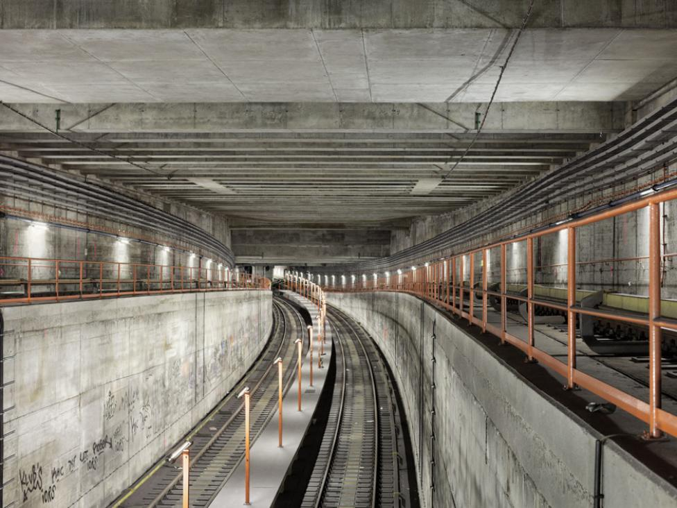 Underground #01 (Vienna)  © Timo Stammberger