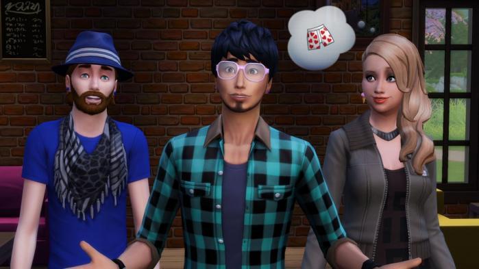 PR-billede fra The Sims 4