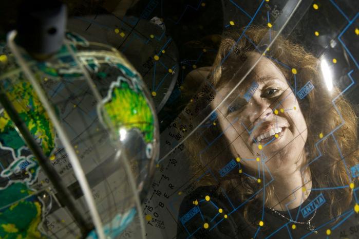 Anja C. Andersen Ph.D. og lektor ved Niels BohrInstituttet på Københavns Universitet