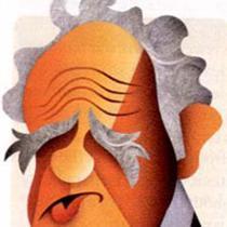 Norman Mailer er ked af at være død